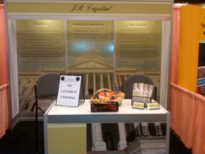 JR Capital CAHF Booth